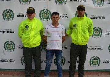 Policía en Guaviare captura a persona por el delito de homicidio