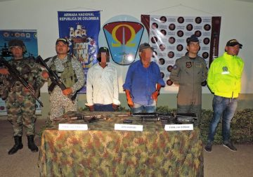 Golpes a las disidencias de las Farc en Guaviare