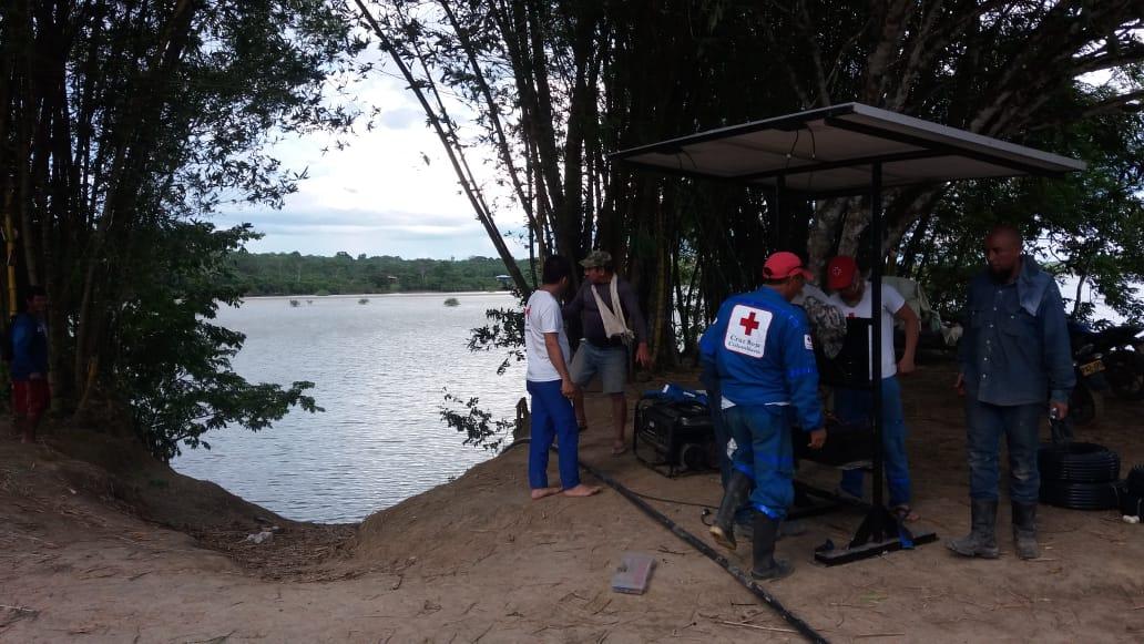 Foto/ Cruz Roja Seccional Guaviare